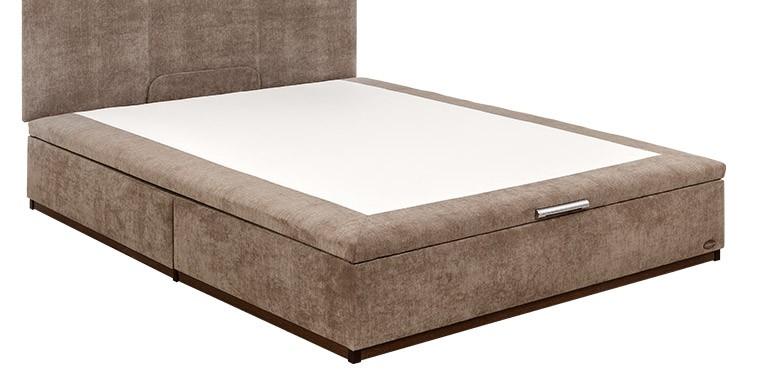 canape abatible tapizado dunlopillo. Black Bedroom Furniture Sets. Home Design Ideas