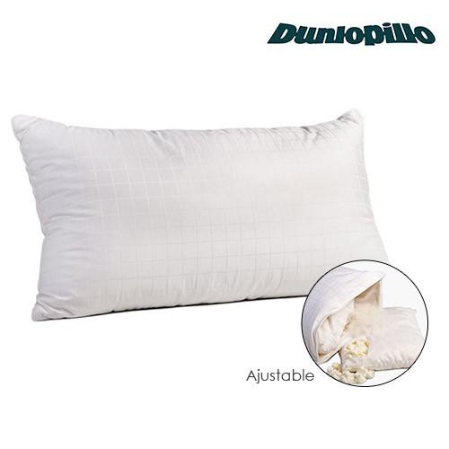 Almohada ajustable Dunlopillo Roayl Velur