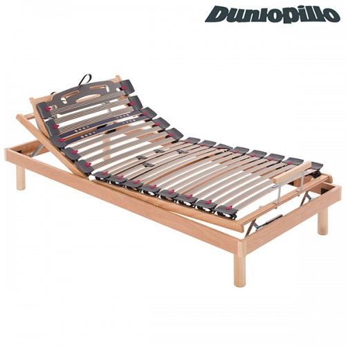 CAMA ARTICULADA MANUAL DUNLOPILLO EPSILON