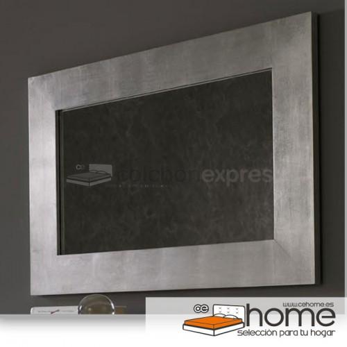 Espejo modelo SilverFrame con marco en plata