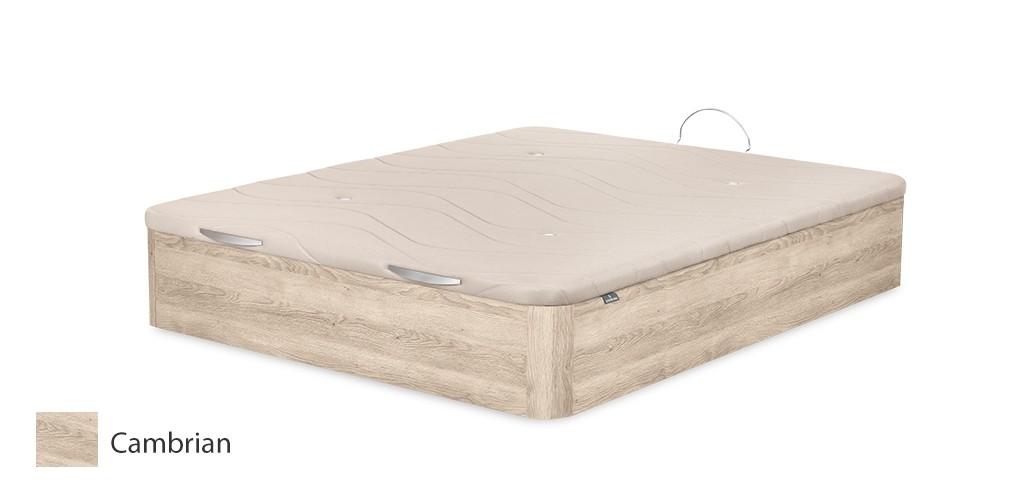 Canapé abatible de madera Sonpura Solid