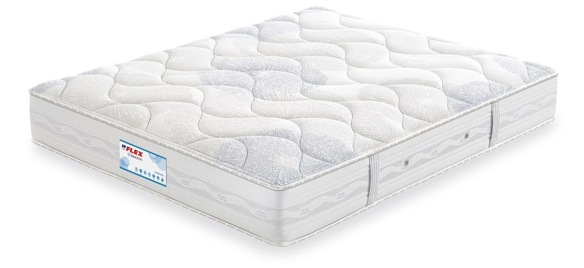 Pack ahorro colchón Flex Habana + Almohada de fibras Prima