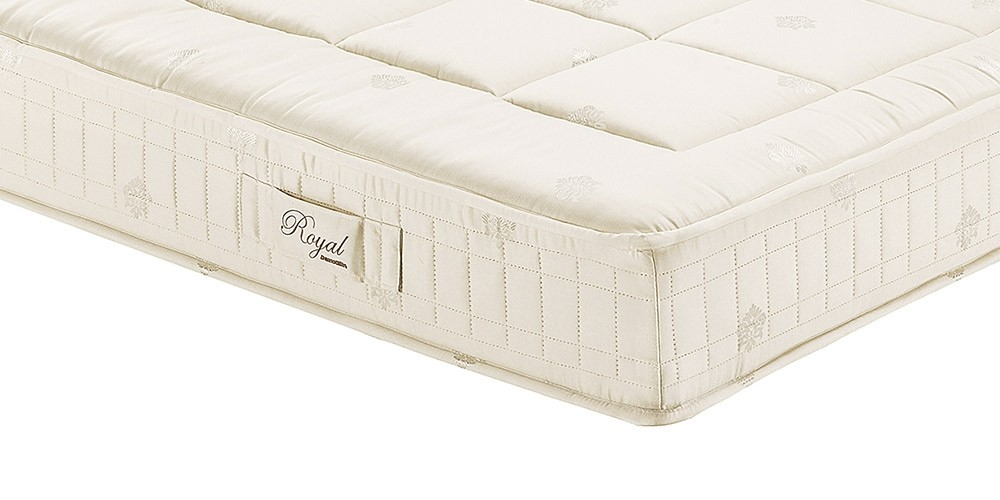 Outlet Colchon De Latex Talalay Dunlopillo Royal Medium 2015