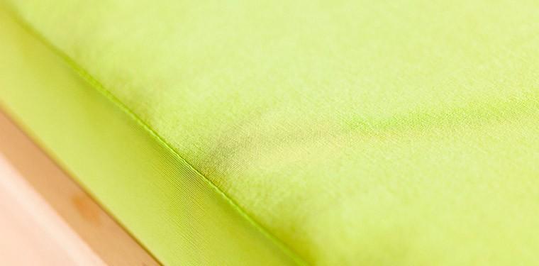 Cubre Colchón de Cuna Transpirable e Impermeable en Colores