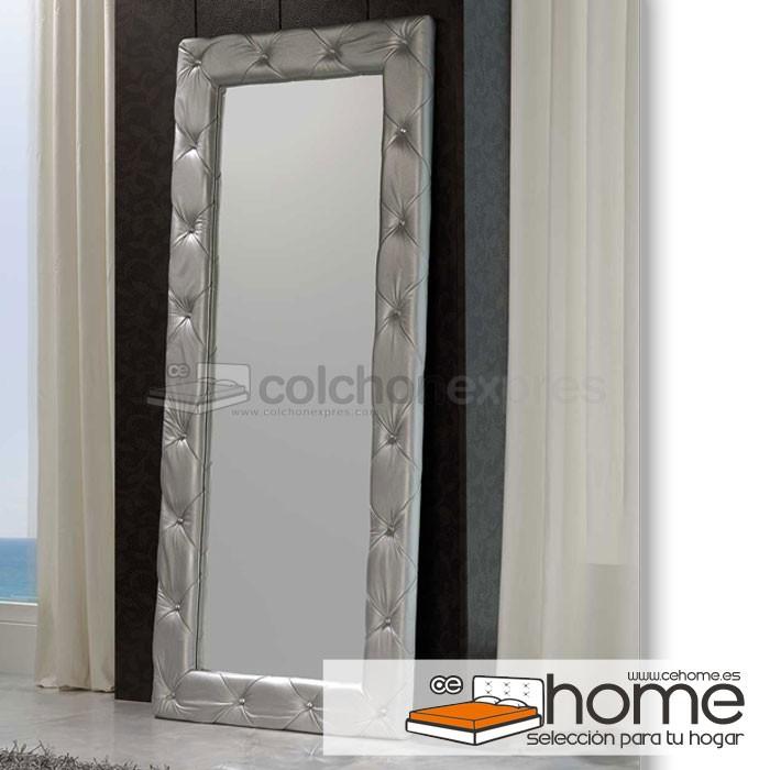 Espejo altura polipiel int 60x170 for Espejos de cuerpo completo precio