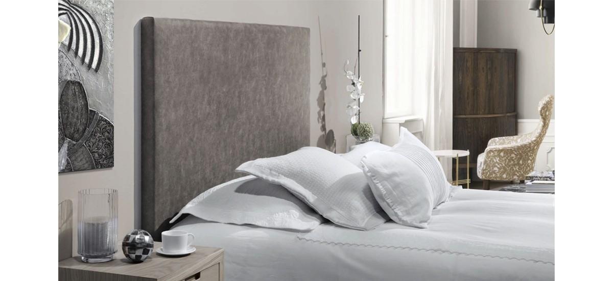 Compra ahora tu cabecero de cama liso en oferta - Cabeceros cama tela ...
