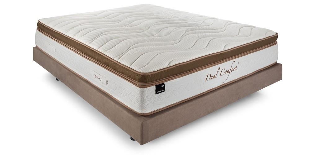 Colchón Viscoelástico Ingravity Dual Confort