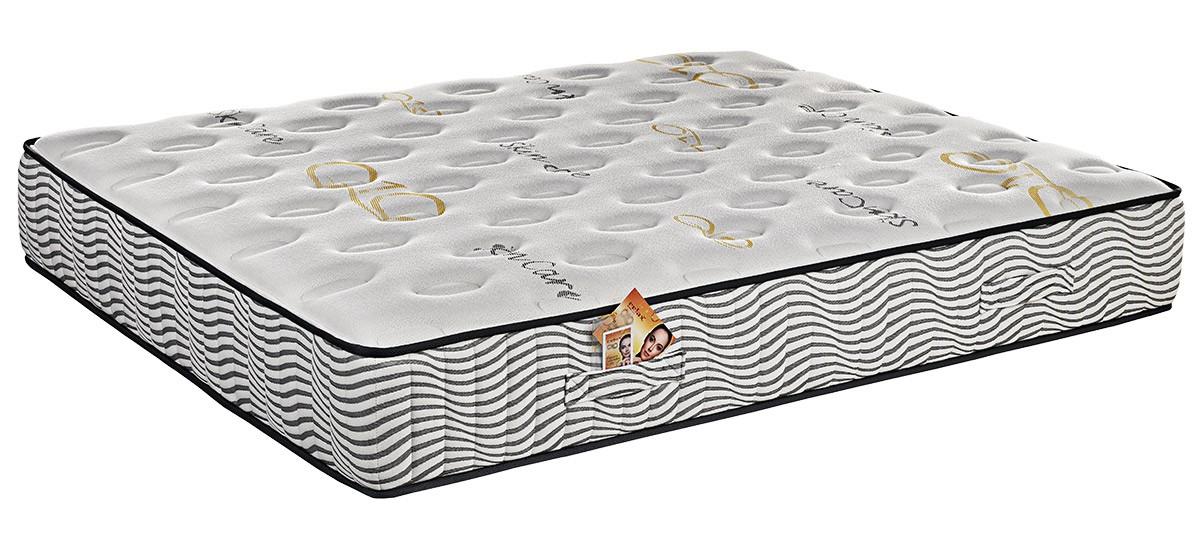 Colchón de muelles ensacados Relax Q10 Spring