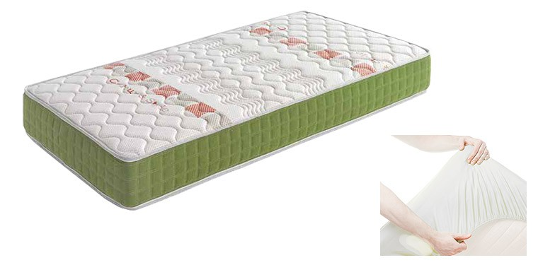 Pack Ecus Akuma Oxygen y Cubre-colchón