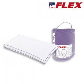 Almohada Flex Thai con Gel y Tejido Argentum