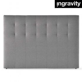 Cabecero de cama Ingravity Capitoné Configurable de 10 cm de grosor y 120 cm de altura