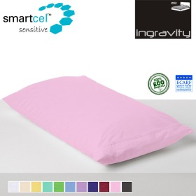 Funda de Almohada Tencel Ingravity Transpirable-Impermeable Colores