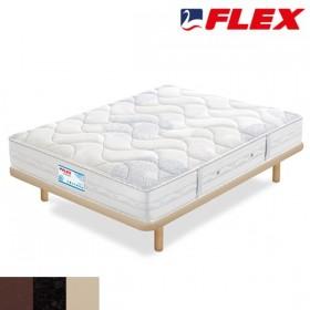 Pack Ahorro de colchón Flex Habana y Base tapizada Tapiflex