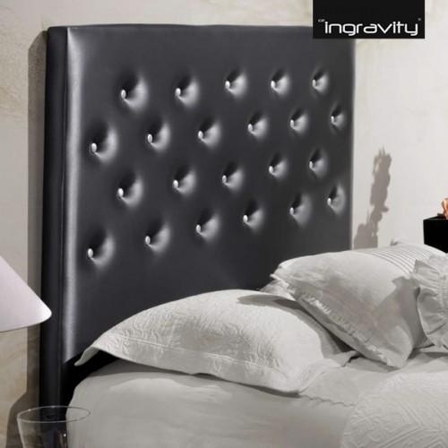 Cabecero de cama Capitoné con botones en diagonal