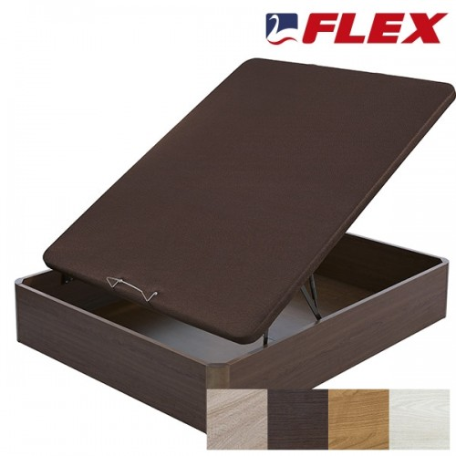 Canapé Abatible Flex Madera 25 Tapa Transpirable