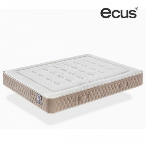 Colchón Viscoelástico con Refuerzo lumbar Cyclus de Ecus