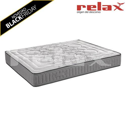 COLCHON VISCOELASTICA HD FIRM RELAX BLACKFRIDAY 4.0