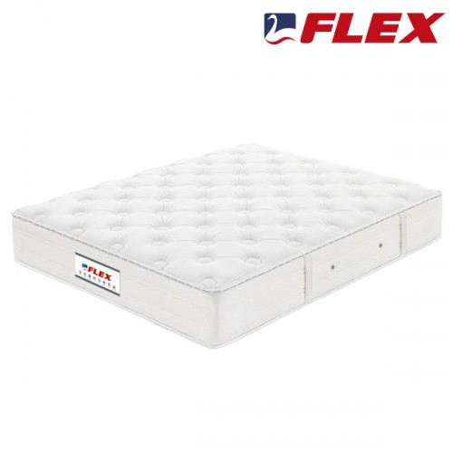 Colchón de muelles ensacados y visco Flex Pocket 4.0