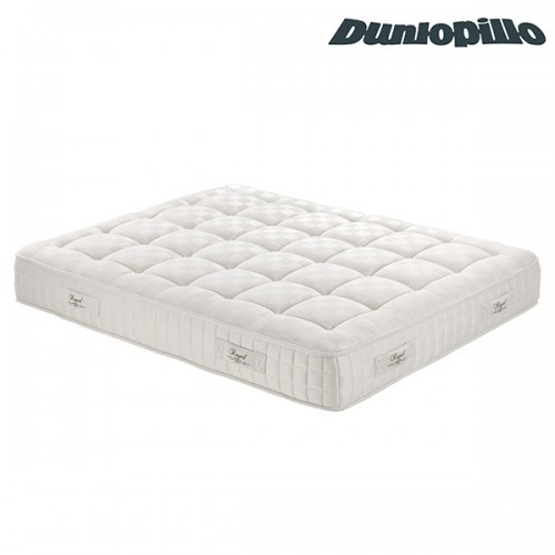 Colchón De Latex Talalay Dunlopillo Royal 27 Firm