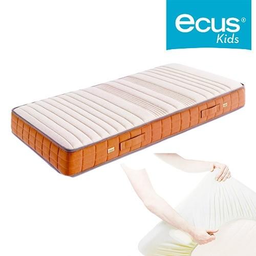 Colchón Ecus Toys + Cubre colchón Tencel