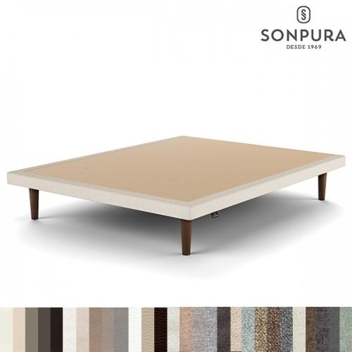 Somier tapizado Sonpura Elegance