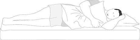 durmiendo felizmente